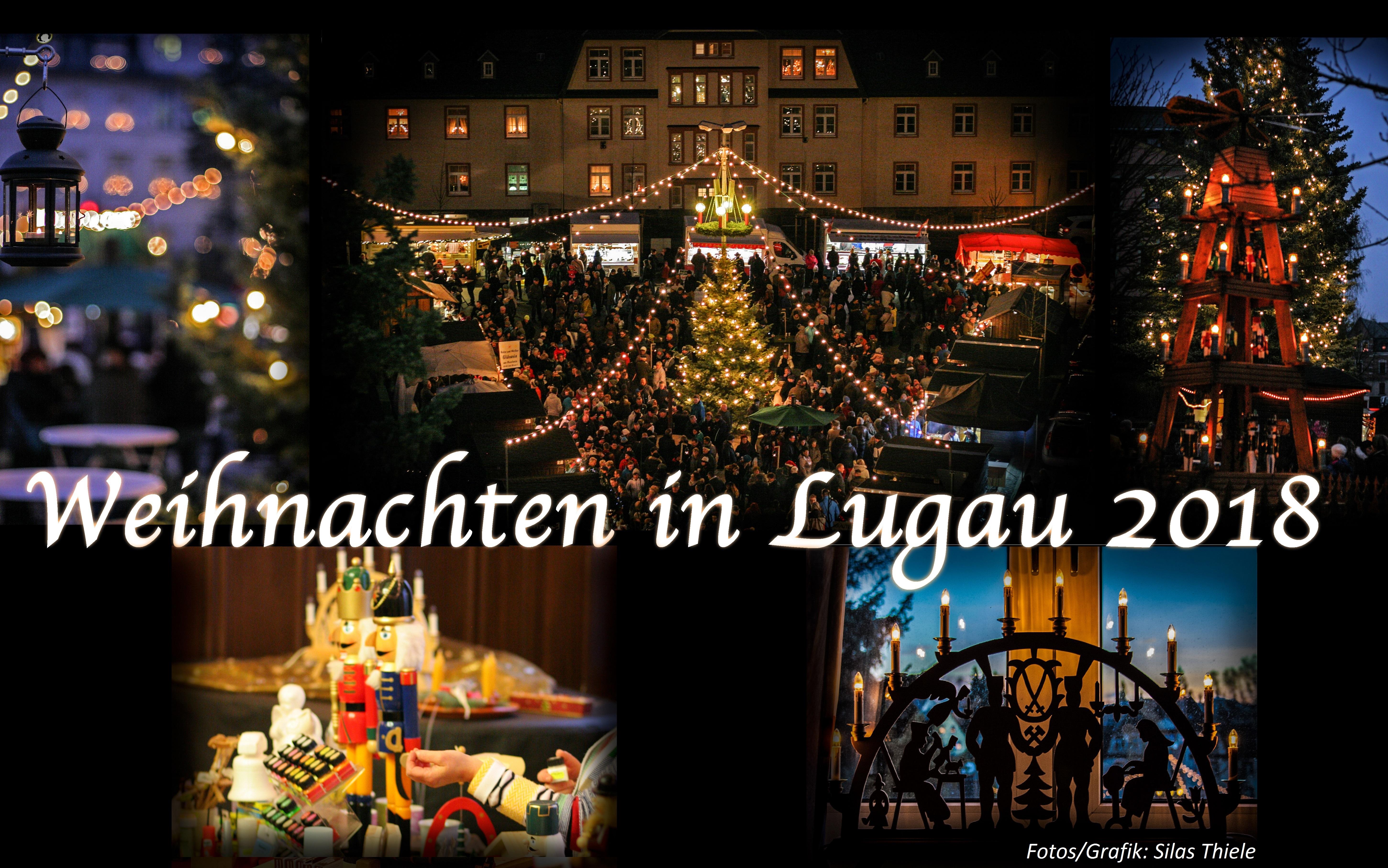 LUGAU - Homepage - LUGAU - lebendige Kleinstadt